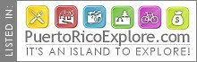 This location is listed in PuertoRicoExplore.com! Find Attractions, Hotels, Paradores, Restaurants and more!