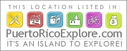 This location is listed in PuertoRicoExplore.com! Find Attractions, Hotels, Paradors, Restaurants and more!